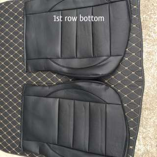 Toyota wish leather seat cover (in stock)