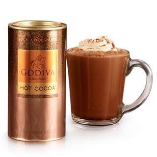 Godiva Milk Chocolate Powder