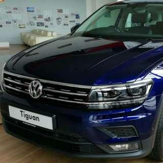 Volkswagen Tiguan 1.4 Highline