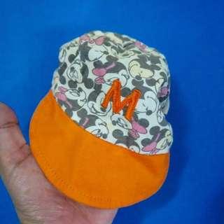 mickey newborn cap