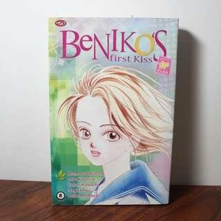 Komik Beniko's First Kiss