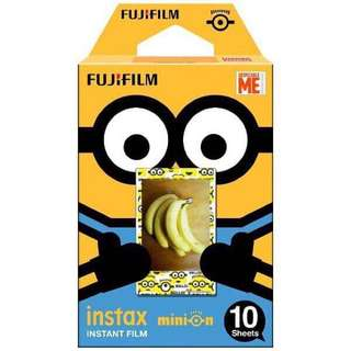 Instax Cartoon Film (Minion)