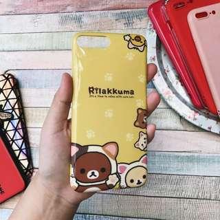 Case Iphone 7 plus / 8 plus Rilakkuma