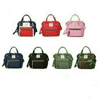 Anello 3-way mini backpack
