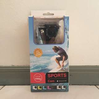 1080P Waterproof Sport Camera