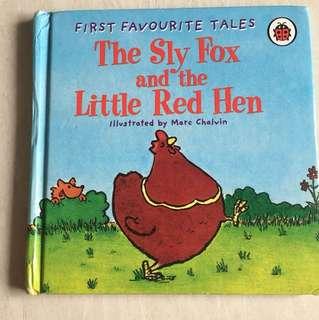 The Sky Fox Abd the Little Red Hen