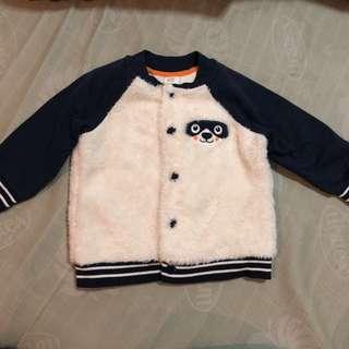 H&M Panda Jacket