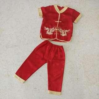 Boy's CNY Suit