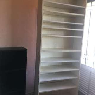Shelves, shoe rack