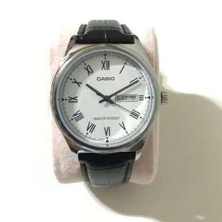 Casio Formal Men's Roman Numeral Watch