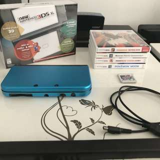 New Nintendo 3DS XL (Selling as a bundle)