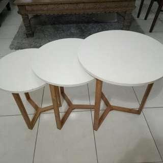3-piece Nesting table