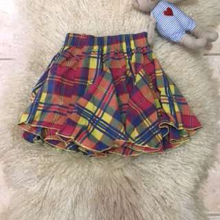 Cute skirt for your little one very nice in actual fits to 3-7 years old/ contact #09956396640