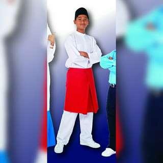 [CANGGIH] Uniform Sekolah Agama - Baju Melayu Lelaki