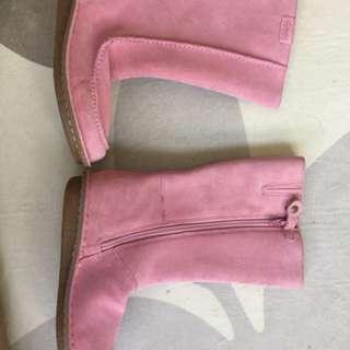 Clark's girl boots