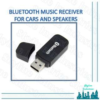 Bluetooth Receiver For Car and Home Speakers