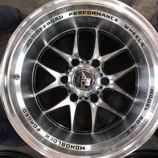 4x4 Rims for sales
