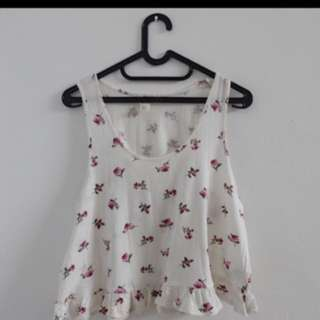 Floral Top F21