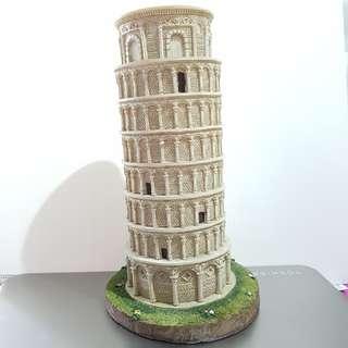 Celengan / Pajangan Pisa Tower