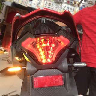 Y15ZR LED Tail Lamp