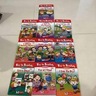 Robin books