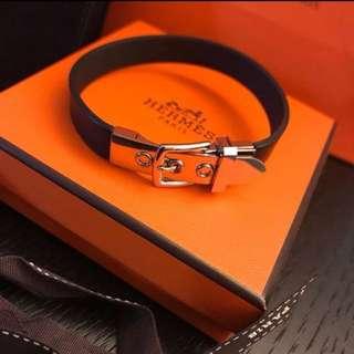 💓(P)[Final Discount]Authentic Hermes Java 10 Bracelet