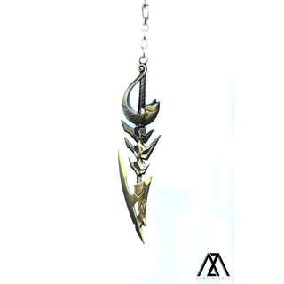 League of Legends (LOL) Keychain -  Aatrox, The Darkin Blade