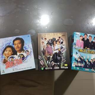 Chinese/Cantonese DVDs and VCDs