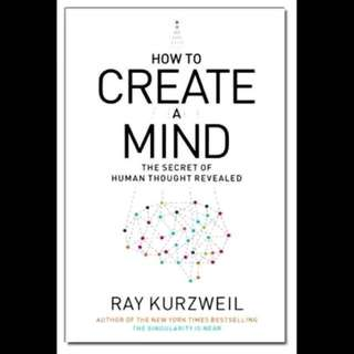 How to Create A Mind (ebook)