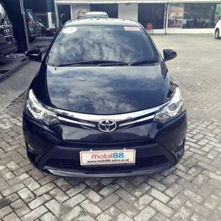 2013 Vios G AT Hitam