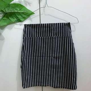 Cotton On - Stripe skirt