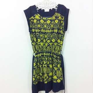 Dress Tribal Prewash But New