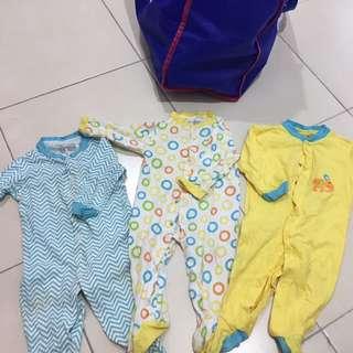 Baby Sleepsuit 3-6 M