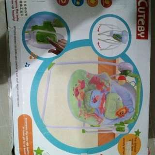 Cuteby Baby Cradle Battery