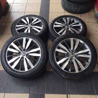 "Honda City / Jazz 16"" sports rim"