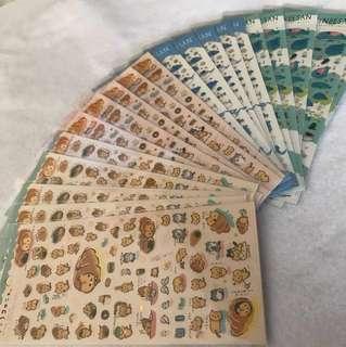 ‼️LIMITED AVAIL San-X Corocoro Coronya And Jinbe San Sticker