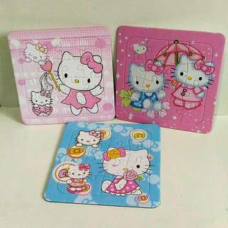 "Hello Kitty Puzzle - 5.5"" x 5.5"""
