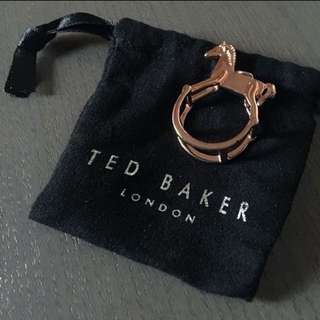 (NEW) Ted Baker Rocking Horse Ring