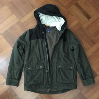 Warm, classy H&M winter coat for boys