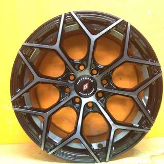 15 inch SPORT RIM TcK FORGED RACING WHEELS
