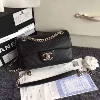 Chanel small single flap