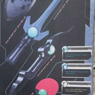 Playstation 3 Move Combat Pack
