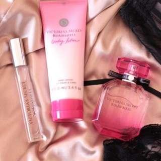 Victoria Secret Bombshell Body Lotion
