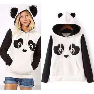 Panda Hoodie Jacket