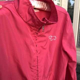 🚚 短版防風風衣 慢跑 運動外套 長袖外套