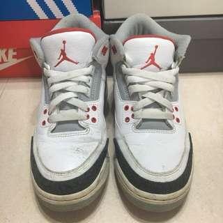 AIR JORDAN 3 波鞋