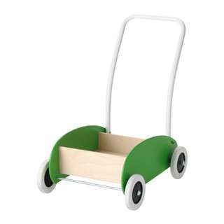 [IKEA] MULA Toddle Truck / Green / Birch