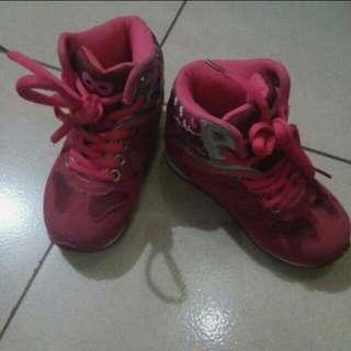 Sepatu bublegumers anak