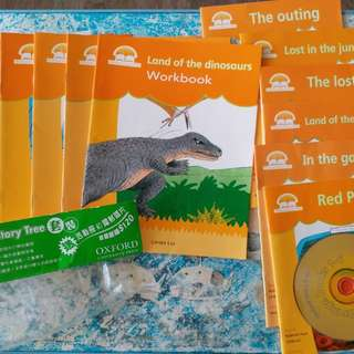ORT Orange + workbook + CD