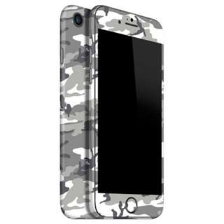 [INSTOCK] Red Gray Camouflage Skin for Iphone 6 / 6s / 6+ 6 Plus / 6s+ 6s Plus / 7 / 7+ 7 Plus & Samsung Galaxy S8 / S8+ S8 Plus